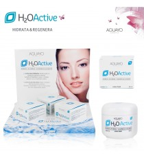 Creme Facial H2o Active 50ml