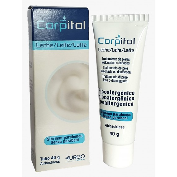 Corpitol Leite 40gr.